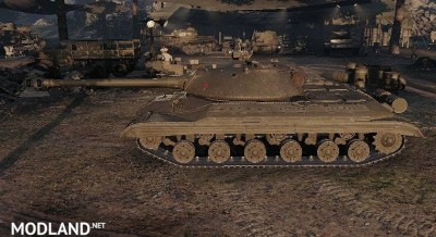 IS-3 Remodel , 1 photo